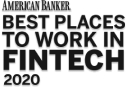 American Banker's Best Places to Work in FinTech 2020