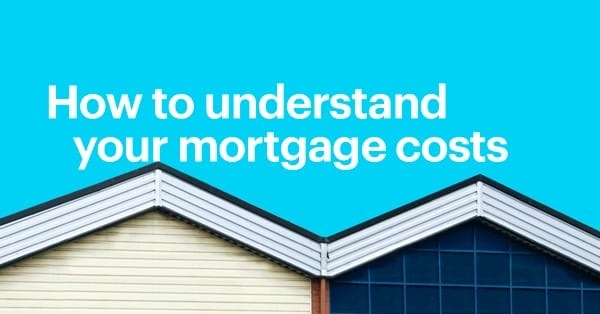 What is the total cost of a mortgage?